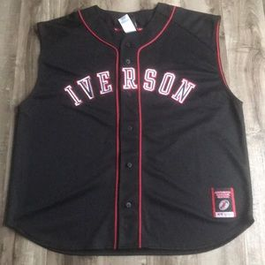 Iverson Limited Edition Rebook Jersey